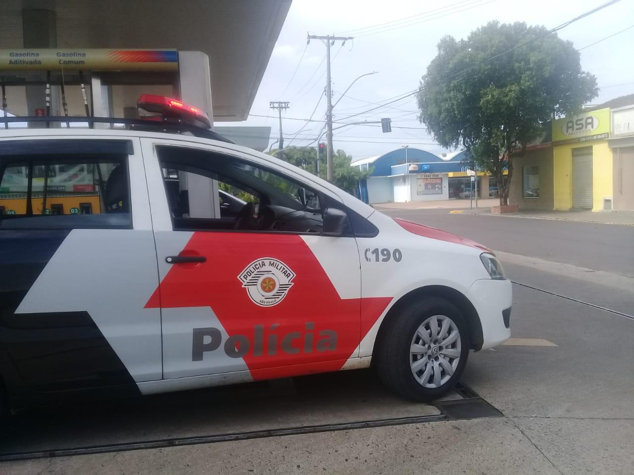 Posto de combustíveis foi assaltado na Vila Carvalho