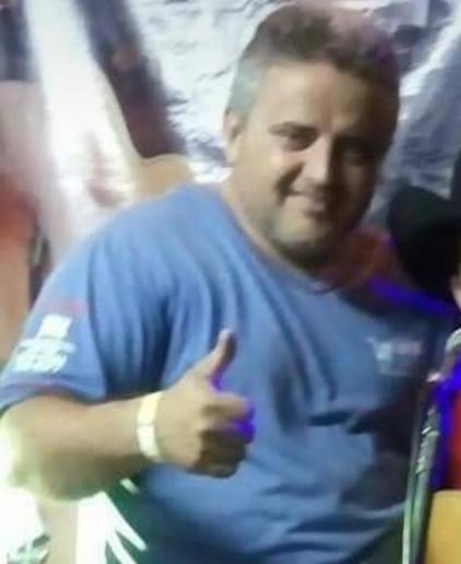 Janderci da Silva Viudes faleceu em decorrência da Covid-19 (Reprodução/ Rede Social)