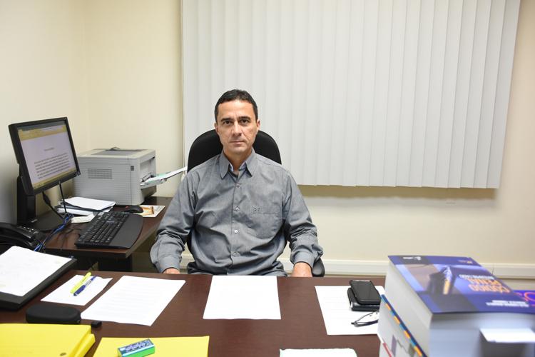 Promotor de Justiça Adelmo Pinho (Foto: Reprodução/ Rede Social)