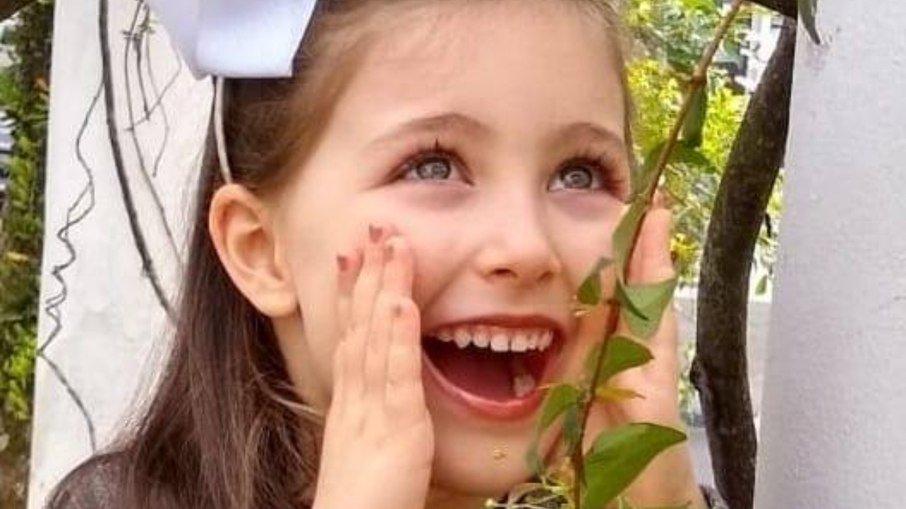 Sofia faleceu aos 5 anos (Reprodução/ Facebook)