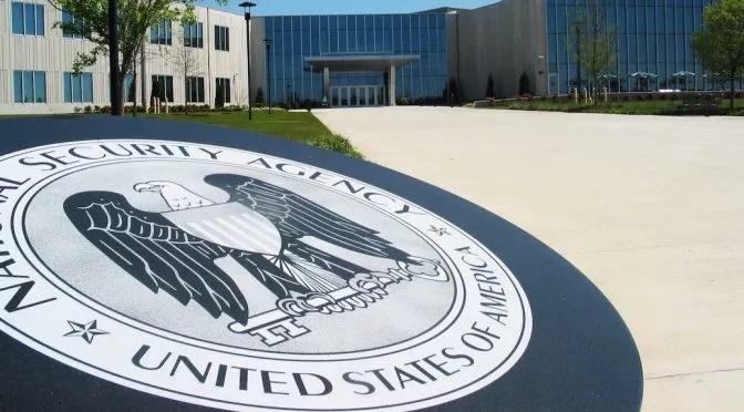 Foto: NSA/Reprodução